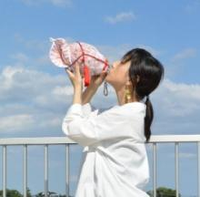 Conch Shell Soft Water Bottle Cover Blows Away Your Thirst