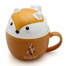 Fox Covered Coffee Mug