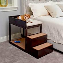 The Pet's Bedside Bunk Bed