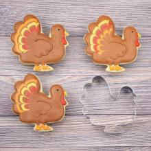 Thanksgiving Turkey Cookie Cutters