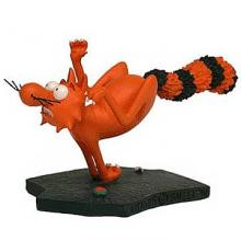 Fat Freddy's Cat Figurine From The Fabulous Furry Freak Brothers