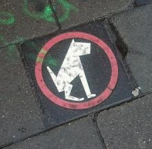Turd World Problems: 10 Hilarious International 'No Dog Pooping' Signs