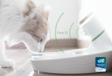 Mookkie A.I. Pet Feeder