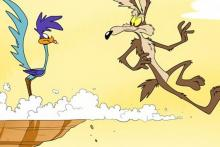 Wile E. Coyote and the Roadrunner