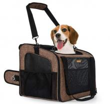 MARKSIGN Dog Carrier/Car Booster Seat