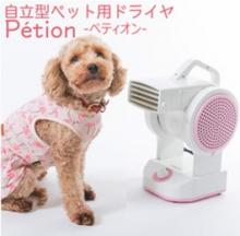 Pet-Friendly Hair Dryer Fluffs Fur With Negative Ions & Ozone