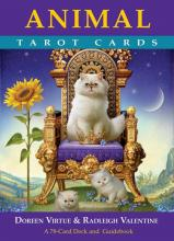 Animal Tarot Cards