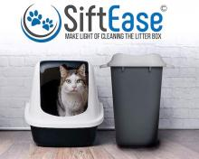 SiftEase Litter Box Cleaner
