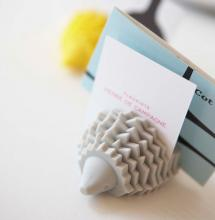 Hedgehog Card Holder
