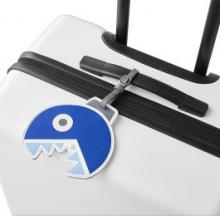 Super Mario Chain Chomp Travel Tags Put The Bite On Lost Luggage
