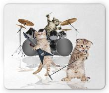 Rocking Kittens Mousepad