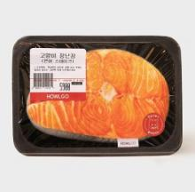 Get Scent These Supermarket Style Packaged Salmon Cat Chew Toys