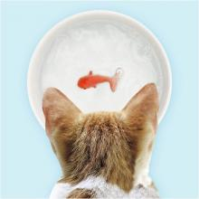 Suck UK Goldfish Dog Or Cat Bowl