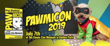 PAWmicon 2019 Strut Its Super Hero Stuff For Charity