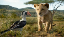 How Do Real Animals Differ From Anthropomorphic Ones In The Lion King?
