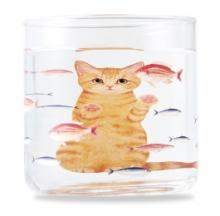 Something's Fishy About These 'Cats Dreams' Aquarium Glasses
