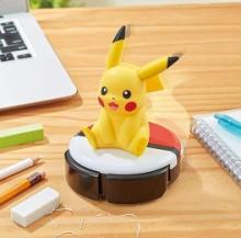 Pikachu Desk Vacuum Cleaner Robot Roomba's Your Workspace