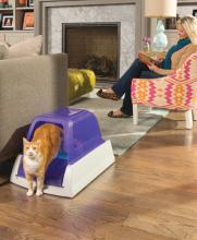 PetSafe ScoopFree Ultra Automatic Self-Cleaning Cat Litter Box