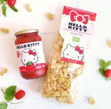 Hello Kitty Pasta & Sauce Makes Mealtime More Than A Meowthful