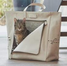 Tosca Cat Carrier Takes Travel With Felines To The Next Level