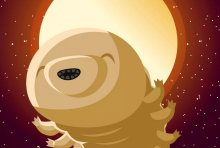 For The Tardigrade, Earth Was Not Enough