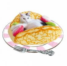 Cute Crepe Cat Bed Is Anything BUT Creepy