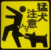 Fangs Very Much: 10 More Weird, Wild & Wonderful 'Beware Of Dog' Signs