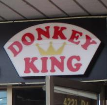 So I Ate A Donkey Burger