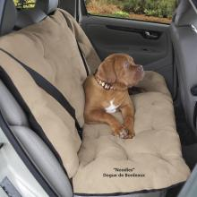 Animals Matter Companion Dog Bench Seat Cover