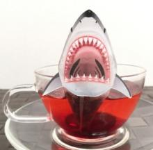 Shark Hibiscus Tea Bags Make A Bloody Fin Drink