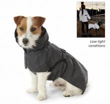Paikka Visibility Dog Raincoat