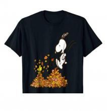 Snoopy Thanksgiving T-Shirt