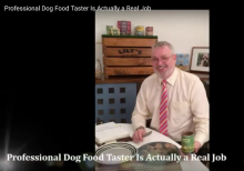 Pet Food Taster Is Actually A Real Job