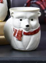 Polar Bear Hand Warmer Coffee Mug