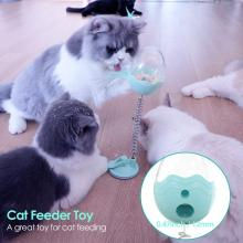 Delomo Cat Food Dispenser/Toy