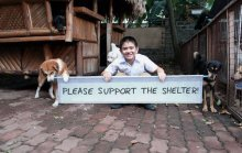 Philippines 'Happy Animals Club' Started By 9yr old Saves 100s