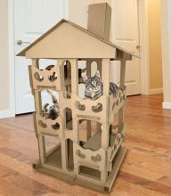 Furhaven Tower Playground House