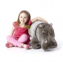 Hippopotamus Stuffed Animal