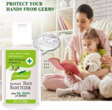 Hand Sanitizer Says It's Safe For People, Kids & Pets... Wait, What?