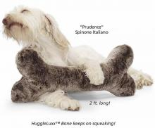 HuggleHounds® HuggleFleece™ Dog Bone