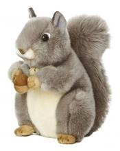 Plush Gray Squirrel