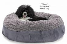 Animals Matter Katie Puff® Ortho Nest Dog Bed