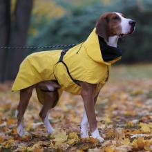 Dog's Reflective Raincoat