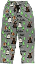 May The Forest Be With You Men's Pajama Pants