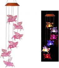 Flying Pig Wind Chimes