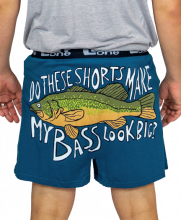 Big Bass Boxer Shorts
