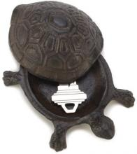 Turtle Statue Key Holder
