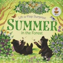 Summer in the Forest Lift-a-Flap Book