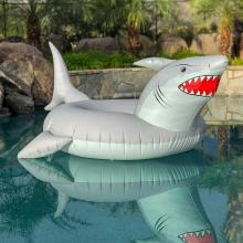Great White Shark Pool Float