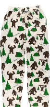 Men's Bigfoot Pajama Pants